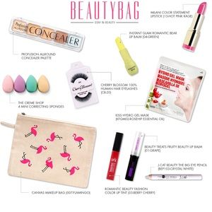 Makeup - 10pcs Makeup Bundle Lot + Free Gift with Purchase